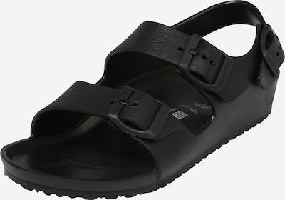 BIRKENSTOCK Sandale 'Milano' in schwarz, Produktansicht