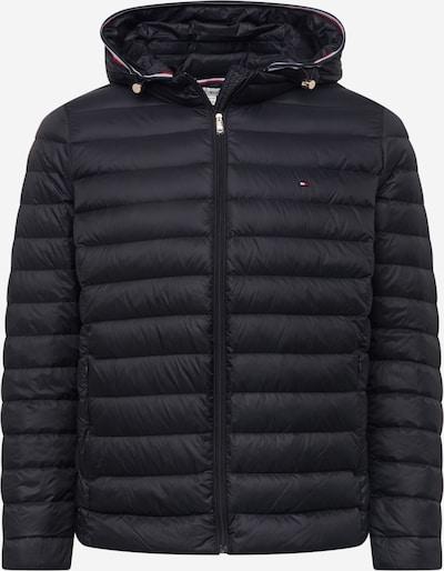 Tommy Hilfiger Curve Jacke in marine / rot / schwarz / weiß, Produktansicht