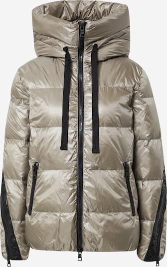 No. 1 Como Between-Season Jacket 'Leandra' in Taupe / Black, Item view