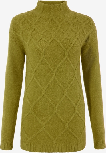 Aniston SELECTED Pullover in gelb, Produktansicht