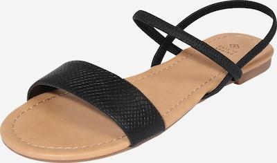 CALL IT SPRING Sandale in schwarz, Produktansicht