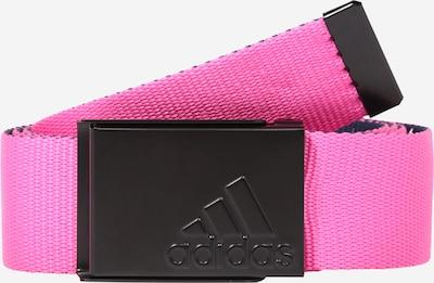 adidas Golf Sports belt in pink / black, Item view