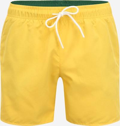 LACOSTE Plavecké šortky - žlutá / zelená / bílá, Produkt