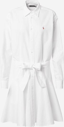 POLO RALPH LAUREN Robe-chemise en blanc, Vue avec produit