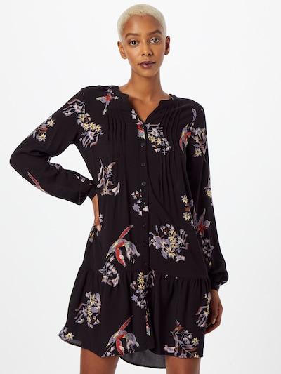 ABOUT YOU Kleid 'Cassidy' in mischfarben / schwarz, Modelansicht