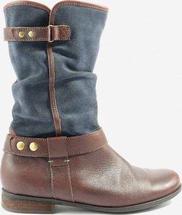 SALAMANDER Dress Boots in 40 in Brown