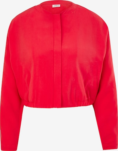 s.Oliver BLACK LABEL Jacke in grenadine, Produktansicht