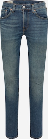 LEVI'S Jeans 'Skinny Taper' in Blau