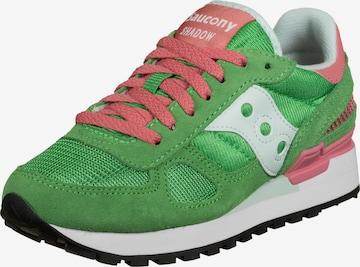 saucony Sneakers in Green
