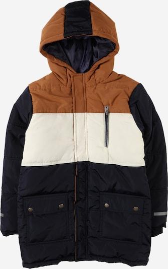 KANZ Prijelazna jakna u noćno plava / karamela / bijela, Pregled proizvoda