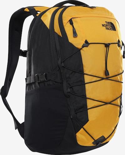 THE NORTH FACE Sportrugzak 'Borealis' in de kleur Geel / Zwart, Productweergave
