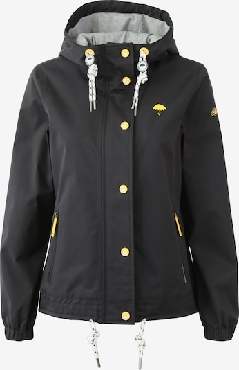 Schmuddelwedda Übergangsjacke in schwarz, Produktansicht