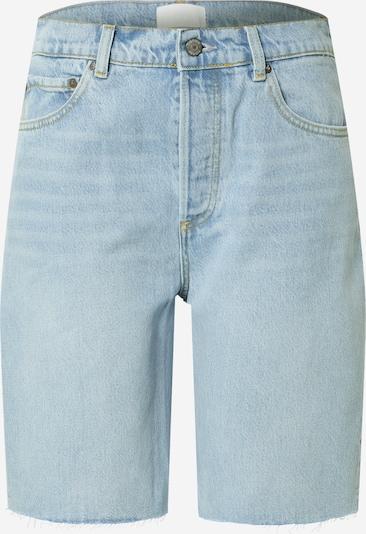 Boyish Jean 'Bradley' en bleu denim, Vue avec produit