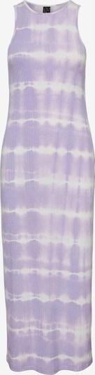 VERO MODA Mekko 'Effie' värissä pastellinvioletti / valkoinen, Tuotenäkymä