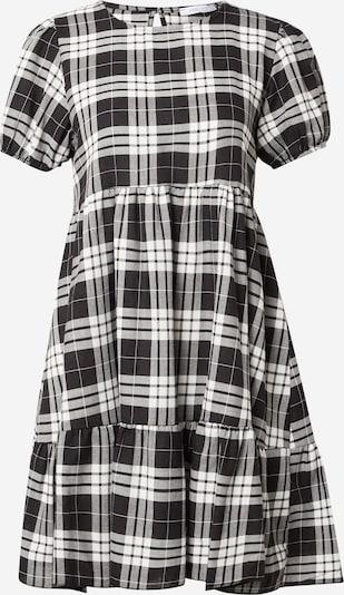 Hailys Robe en noir / blanc, Vue avec produit