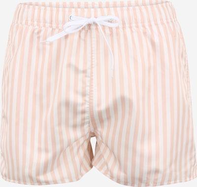 Resteröds Ujumispüksid pastellroosa / valge, Tootevaade