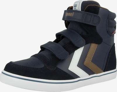 Hummel Sneaker 'Stadil Pro' in navy / taupe / weiß, Produktansicht