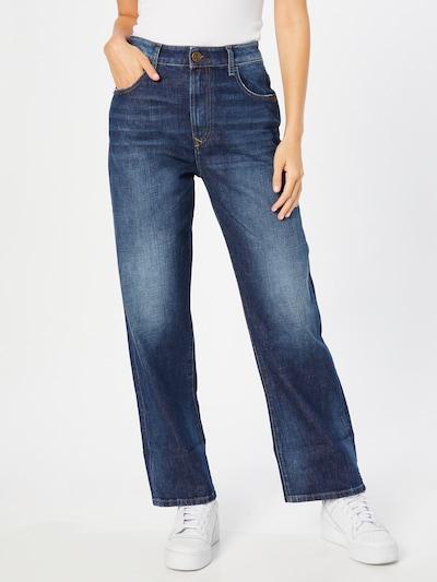 DIESEL Jeans 'REGGY' in navy, Modelansicht