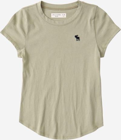Abercrombie & Fitch Shirt in khaki / schwarz, Produktansicht
