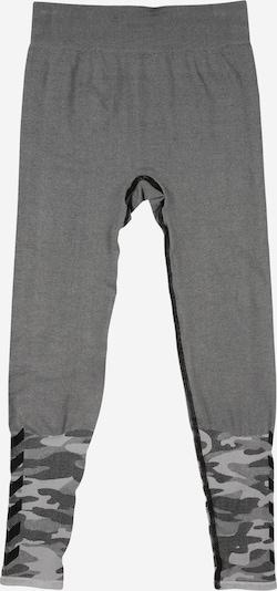 Hummel Sporthose 'MAX SEAMLESS' in grau / schwarz, Produktansicht