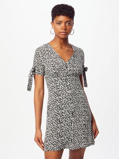 Trendyol Kleid in mint / schwarz, Modelansicht