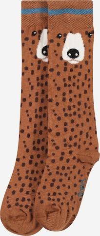 Chaussettes EWERS en marron