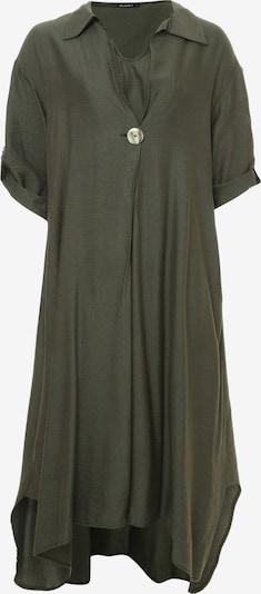 Madam-T Maxikleid 'GILBERTA' in grün, Produktansicht