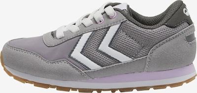 Hummel Sneaker in grau / weiß, Produktansicht