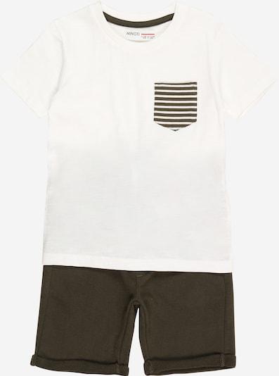 MINOTI Set in creme / khaki, Produktansicht