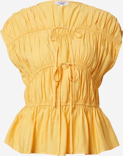 Tricou 'Bessy' LeGer by Lena Gercke pe galben, Vizualizare produs