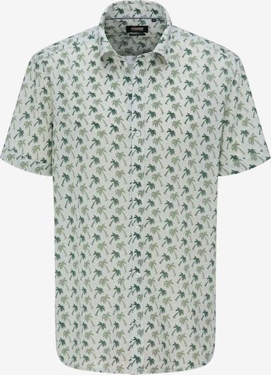 PIONEER Hemd in dunkelgrün, Produktansicht