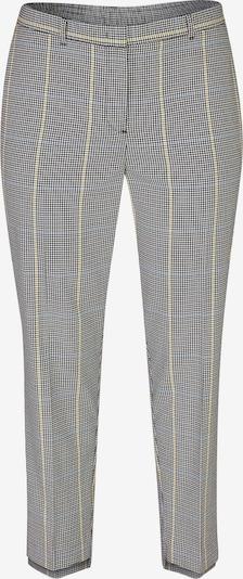 Pantaloni Rock Your Curves by Angelina K. di colore blu / giallo / nero / bianco, Visualizzazione prodotti