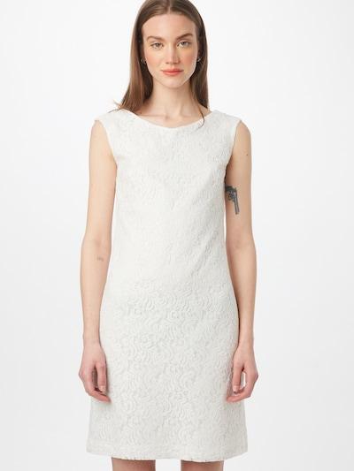 SWING Kleid en blanc, Vue avec modèle