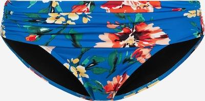 Lauren Ralph Lauren Bikinibroek 'Havana' in de kleur Kobaltblauw / Geel / Groen / Sinaasappel, Productweergave