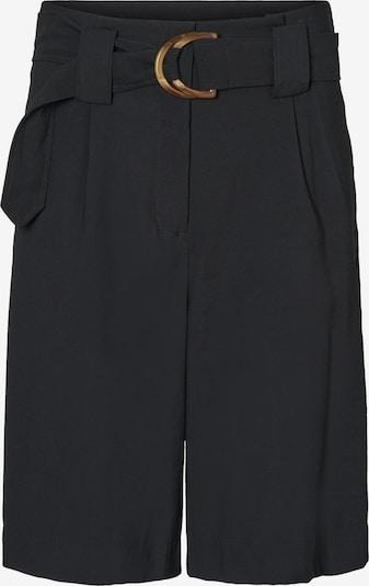 fekete VERO MODA Élére vasalt nadrágok 'ORLA', Termék nézet