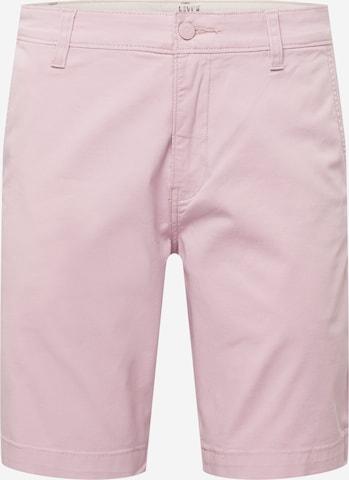 Pantalon chino LEVI'S en violet