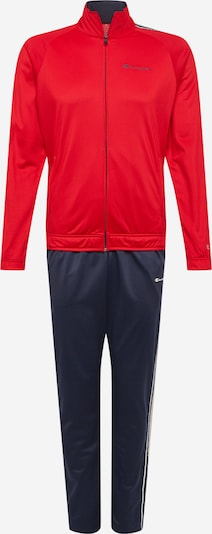 Champion Authentic Athletic Apparel Survêtement en bleu marine / rouge, Vue avec produit