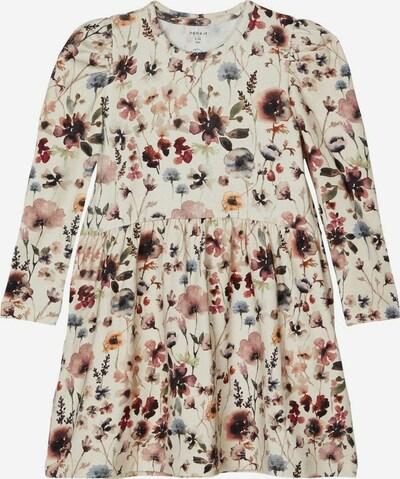 NAME IT Kleid 'SAIA' in beige / mischfarben, Produktansicht