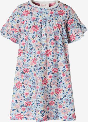 People Wear Organic Kleid in Blau