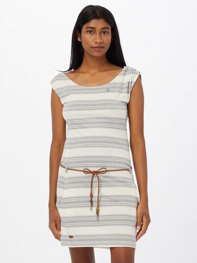 Ragwear Šaty 'CHEGO' - černá / bílá, Model/ka