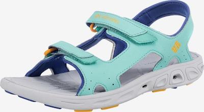 COLUMBIA Otevřená obuv 'TECHSUN™ ' - aqua modrá / tmavě žlutá, Produkt