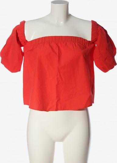 COLLEZIONE ALESSANDRO Carmen-Bluse in S in rot, Produktansicht