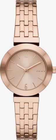 DKNY Analog Watch in Gold