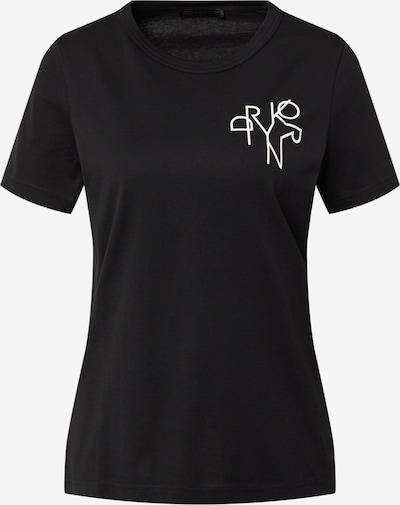DRYKORN Camiseta 'ANISIA' en negro / blanco, Vista del producto