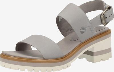 TIMBERLAND Sandalette 'Violet' in grau, Produktansicht