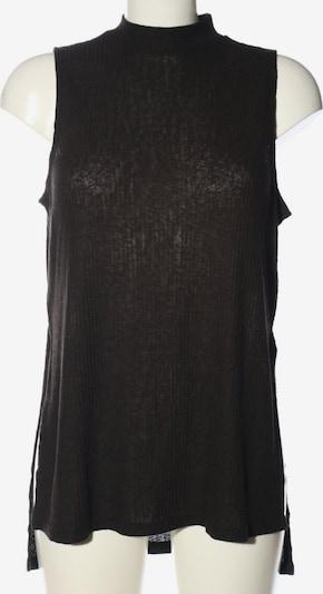 H&M ärmellose Bluse in S in schwarz, Produktansicht