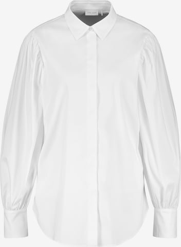 GERRY WEBER Bluse in Weiß