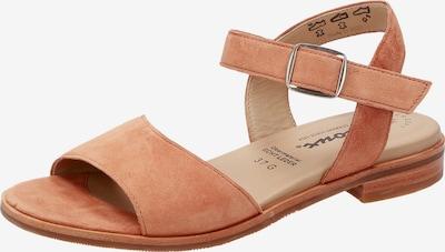 SIOUX Sandale ' Cosinda-701 ' in pastellpink, Produktansicht