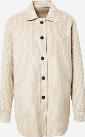 Blanche Summer Coat 'Judy' in Beige