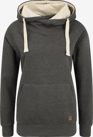 Oxmo Sweater 'Julia' in Grey